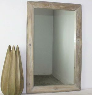 Teak Wood Mirror for Sale in Salt Lake City, UT