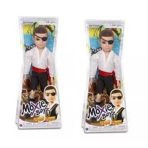 Set of 2 Jaxson Moxie Boyz Pirate Be True Be You Action Figure Doll for Sale in City of Industry, CA