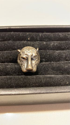 Silver Cartier Panther Ring for Sale in Bainbridge Island, WA