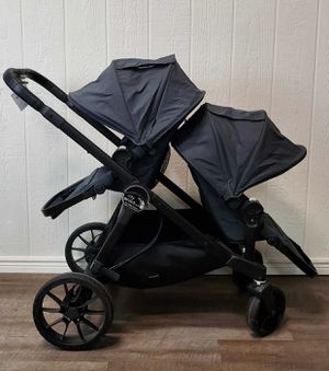 Almost New: 2019 City Select LUX Double / Single Stroller - $900 New for Sale in Orlando, FL
