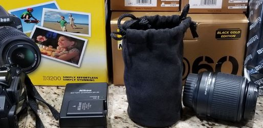 Nikon D3200 for Sale in Sammamish,  WA