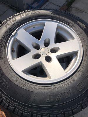 Jeep Rubicon wheels for Sale in Fontana, CA