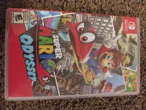 Super Mario Odyssey for Sale in Arvada, CO