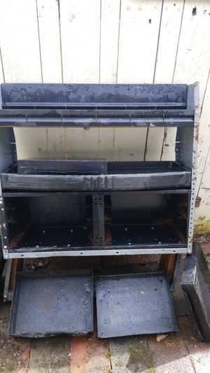 Free metal shelve for Sale in Gresham, OR
