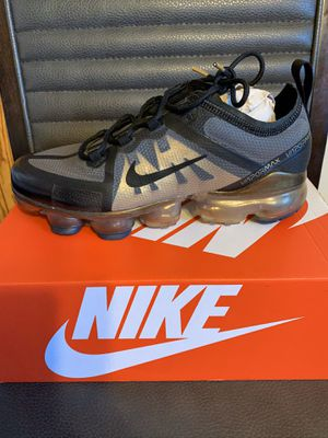 Brand new nike vapormax 2019 size 7Y with box for Sale in San Antonio, TX
