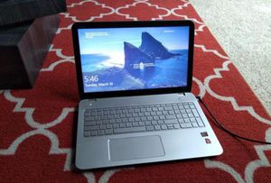 Hp envy touch smart 15inch m6 Amd laptop for Sale in Hayward, CA