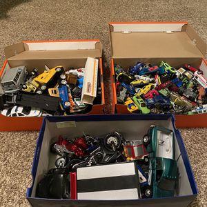 Toy Cars, Planes, Motorcycles, and Trucks for Sale in Norco, CA