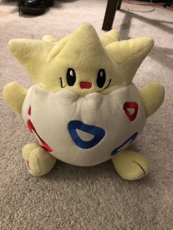 Togepi Pokémon plushie