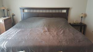 King bed for Sale in Glendale, AZ