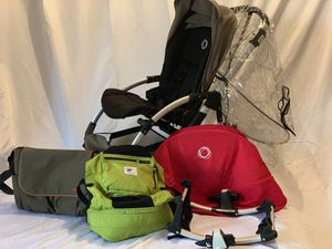 Bugaboo Bee + Accessories for Sale in The Bronx, NY
