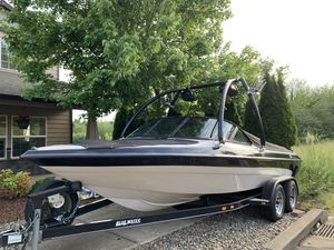 2000 blue water boat for Sale in Portland, OR