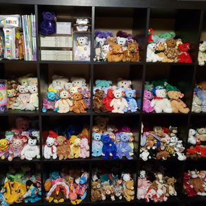 5 Randomly Chosen Authentic Beanie Babies Shipped From My Collection To Yours! for Sale in Weatherford, TX