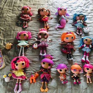 Lalaloopsy Dolls And Pets for Sale in Batavia, IL