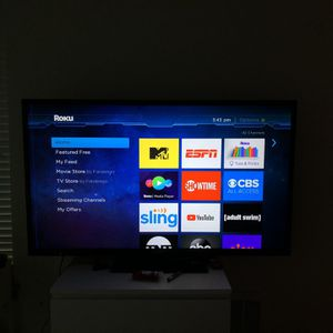 60 Inch Sony Bravia Tv 80$ 120 Refresh Rate for Sale in Maple Valley, WA