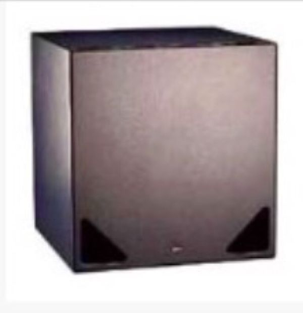 ADS MS3 Amplified Subwoofer