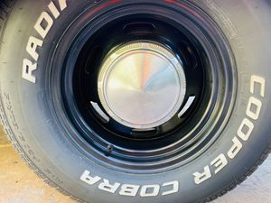 Set of 4 rims and tires 300 miles on each tires for Sale in Chula Vista, CA