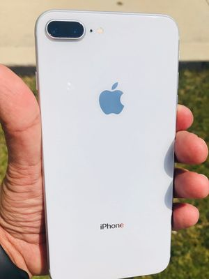 Factory unlocked iPhone 8 Plus for any carrier for Sale in Dallas, TX