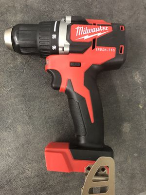 """Milwaukee M18 Brushless 1/2"""" drill driver for Sale in Odessa, TX"""