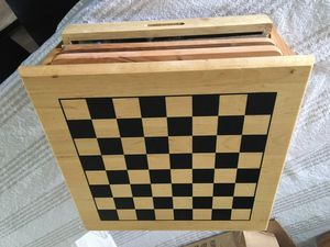 Wooden Board Games Set for Sale in Levittown, NY