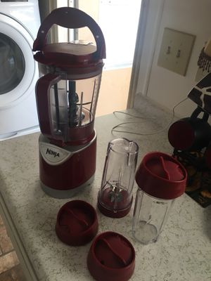 NINYA BLENDER -NEW for Sale in Rialto, CA