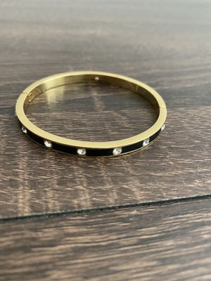 Kate Spade Stone Hinged Bangle for Sale in Norco, CA