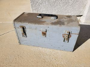 Craftsman tool box all steel. for Sale in Riverside, CA