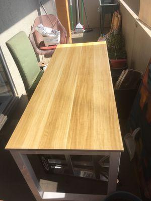 "Desk - $40 (63"" x 23.5"") for Sale in Oakland, CA"