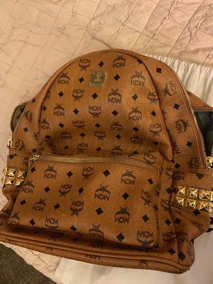 Authentic MCM backpack for Sale in San Bernardino, CA