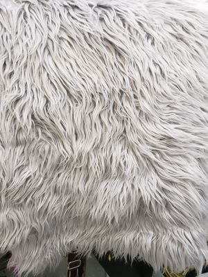 Fur throw blanket for Sale in Worcester, MA
