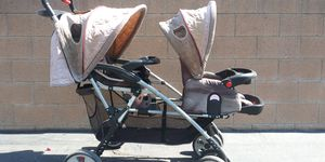 Double Seated Stroller for Sale in Pasadena, CA