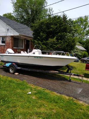 Sunbird 1993 with a Johnson 1993 for Sale in UNIVERSITY PA, MD