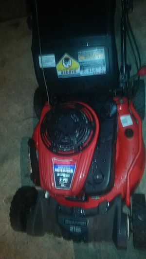 21 inch snapper rear wheel drive 7.75 Briggs & Stratton professional series with ready start 175cc for Sale in Mount Dora, FL