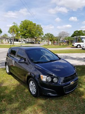 2013 chevy sonic gas saver, Trade for Sale in Tampa, FL