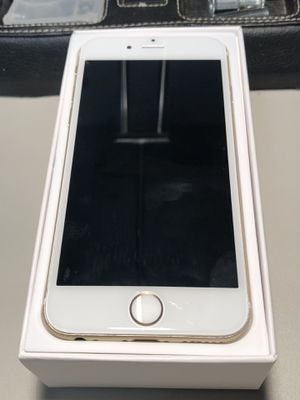 iPhone 6 with 64GB & it's unlocked. for Sale in Arnold, MO