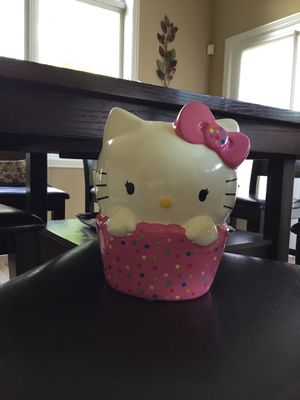 Hello Kitty piggy bank for Sale in New Albany, OH