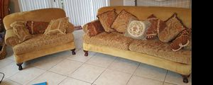Sofa/Couch & Oversized Chair/Loveseat for Sale in Boca Raton, FL
