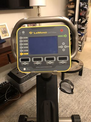 Lemond exercise bike for Sale in Los Angeles, CA