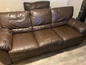 Couch, Chair & Ottoman for Sale in Tempe, AZ