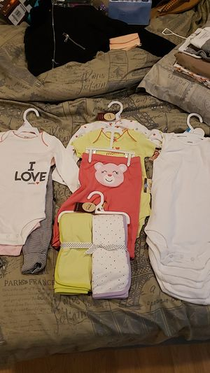 Baby clothes new for Sale in Winston-Salem, NC
