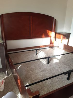 King Bed-frame for Sale in Houston, TX