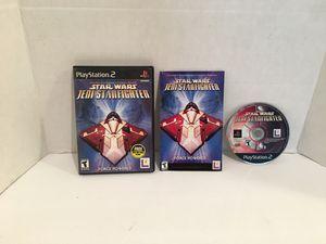 Playstation 2 ps2 Jedi StarFighter Game for Sale in San Bernardino, CA