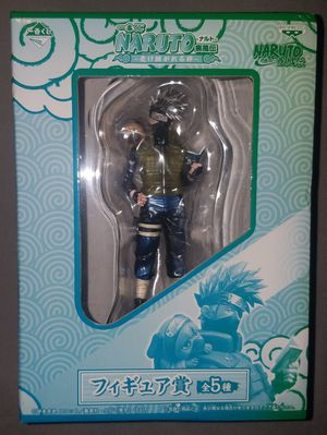 Hatake Kakashi statue/figure for Sale in Buckeye, AZ