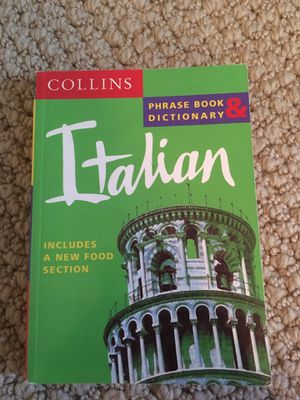 Italian dictionary for Sale in Lexington, KY
