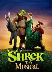 Shrek The musical DVD movies for Sale in Quartzsite, AZ