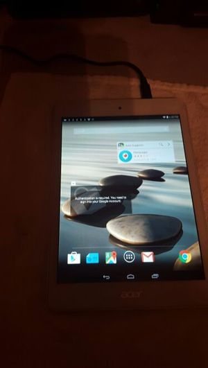 ACER TABLET 5×7. 16 GB READY TO USE for Sale in Avondale, AZ