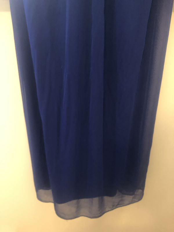 Prom Dress Royal Blue