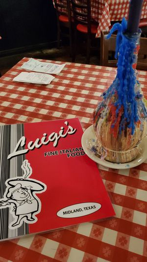 Luigis is open for Sale in Midland, TX