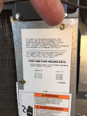 Heater and air conditioner for Sale in Lompoc, CA