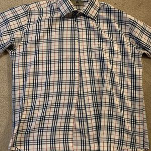 Burberry Designer Button Up Long Sleeve for Sale in Lynnwood, WA