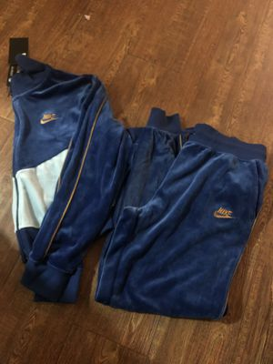Blue nike womens sweatsuit MEDIUM for Sale in Palo Alto, CA